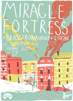 Miracle Fortress Poster