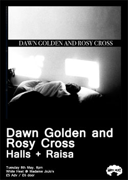 Dawn Golden and Rosy Cross