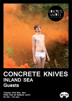 Concrete Knives