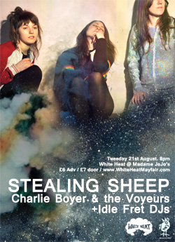 Stealing Sheep