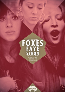 Foxes, Faye, Syron