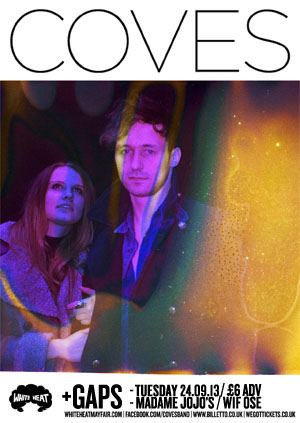 Coves + Gaps Live