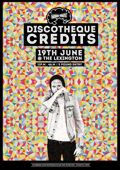 Discotheque Credits