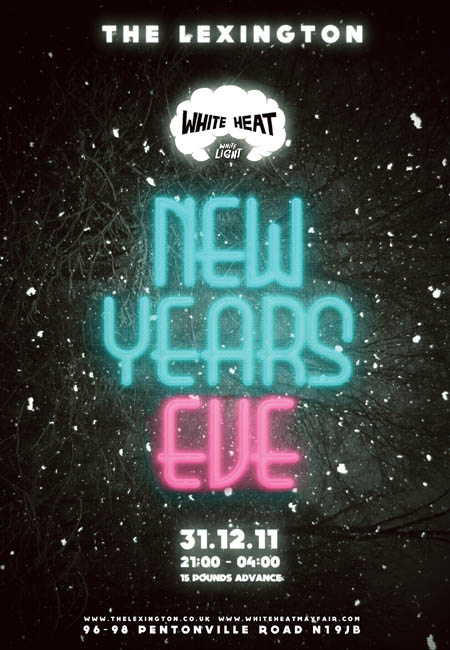 New Years Eve at the Lexington